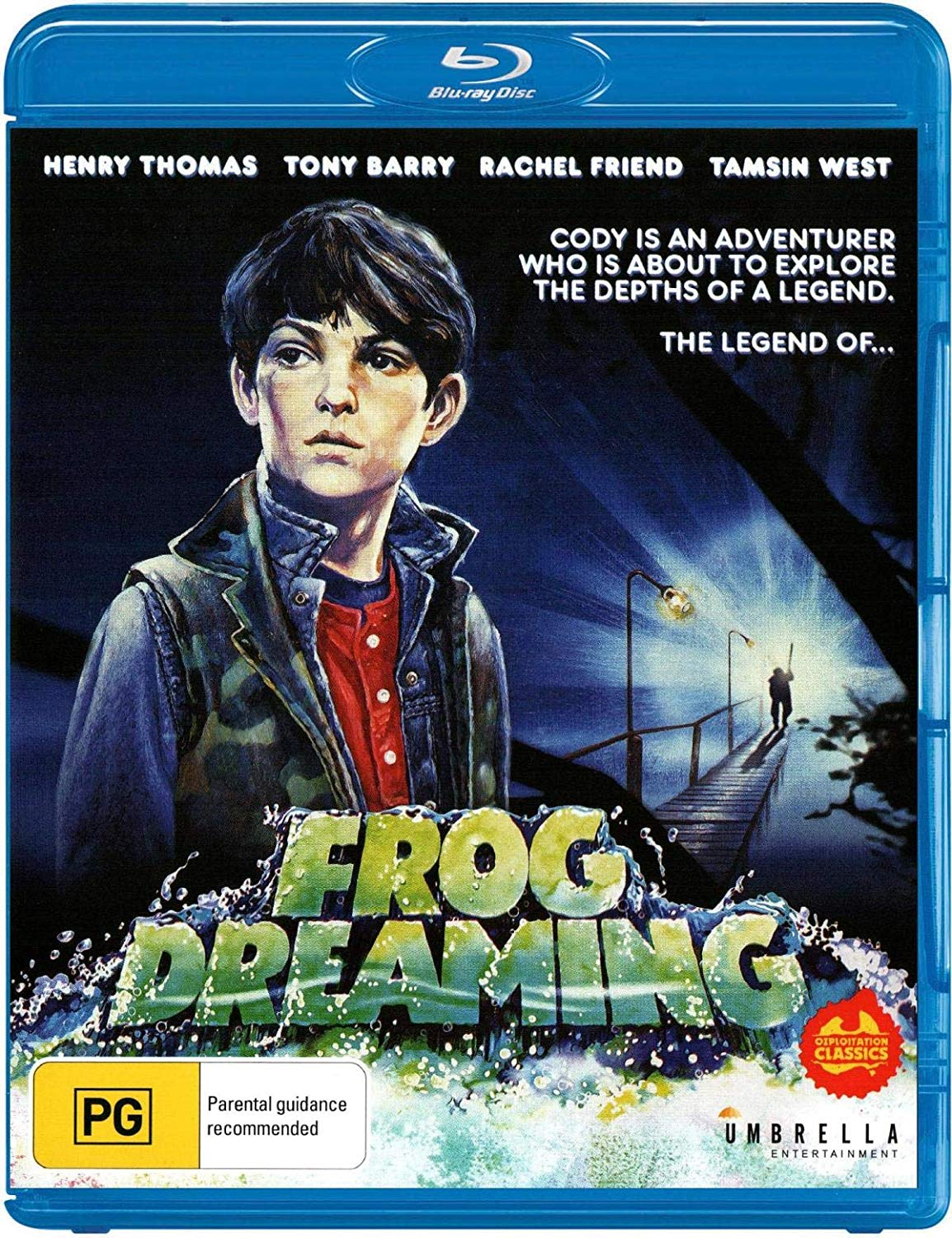 Frog Dreaming Blu-ray Review (Umbrella Entertainment) - Cultsploitation