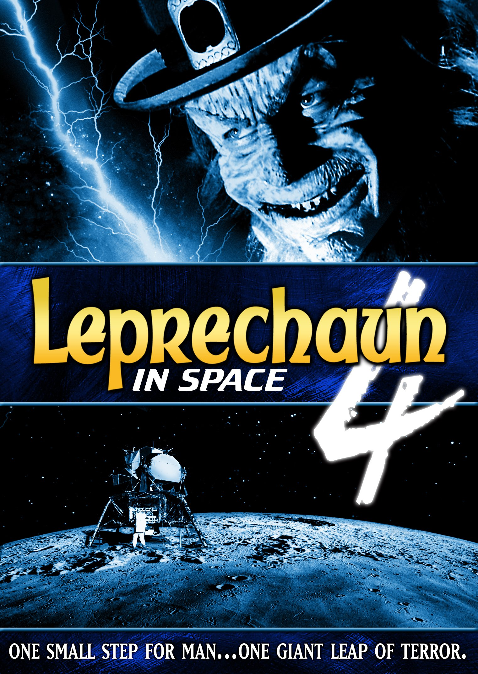 Blood and Black Rum Podcast Episode 131: LEPRECHAUN 4: IN SPACE ...