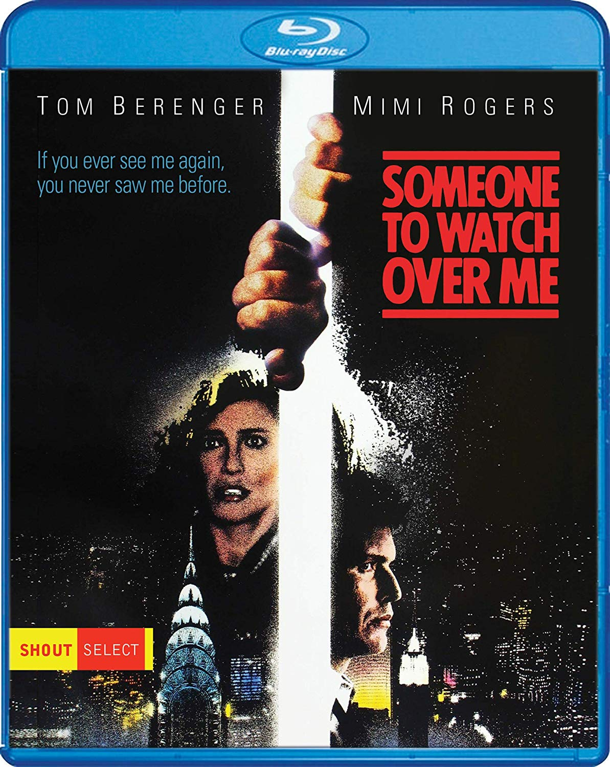 someone to watch over me blu-ray