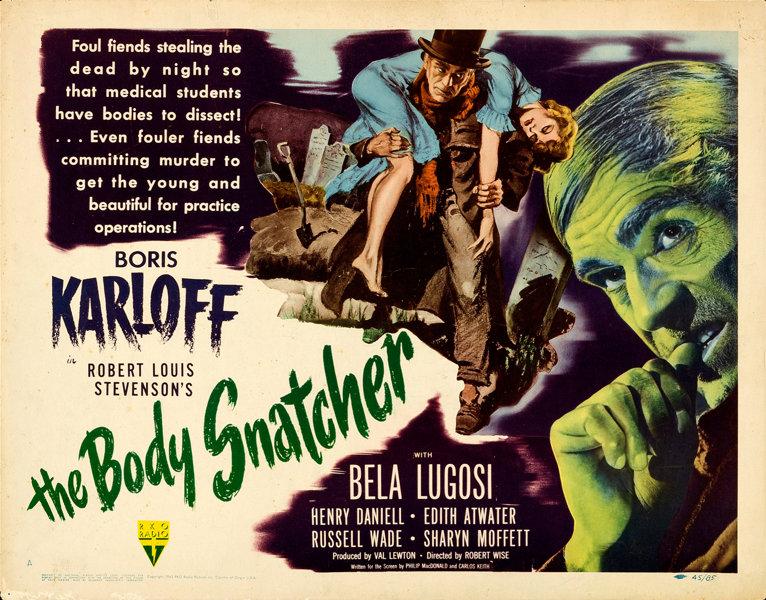 the body snatcher alternate posetr