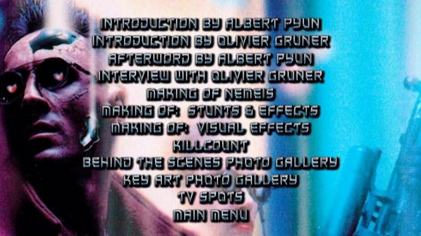DVD Bonus Features