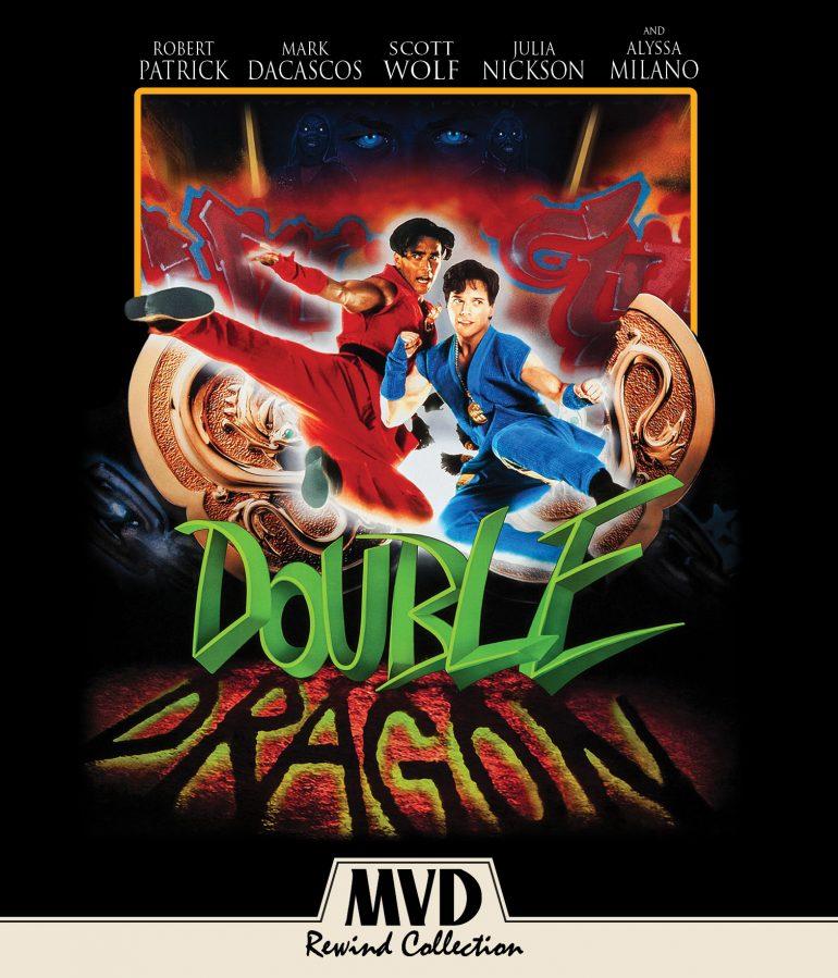 double dragon blu-ray