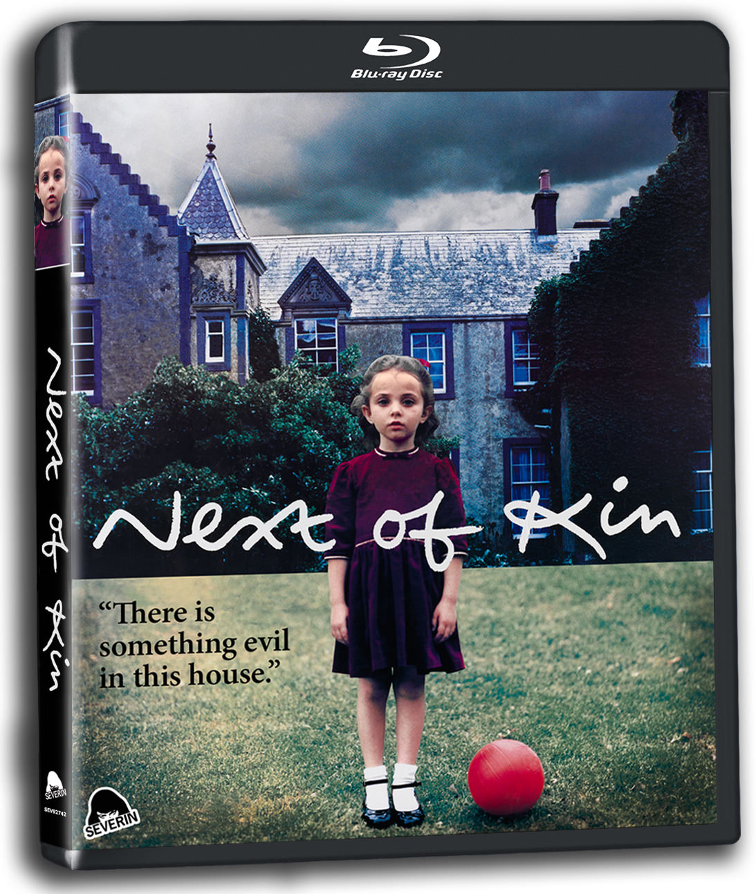 next of kin severin blu-ray