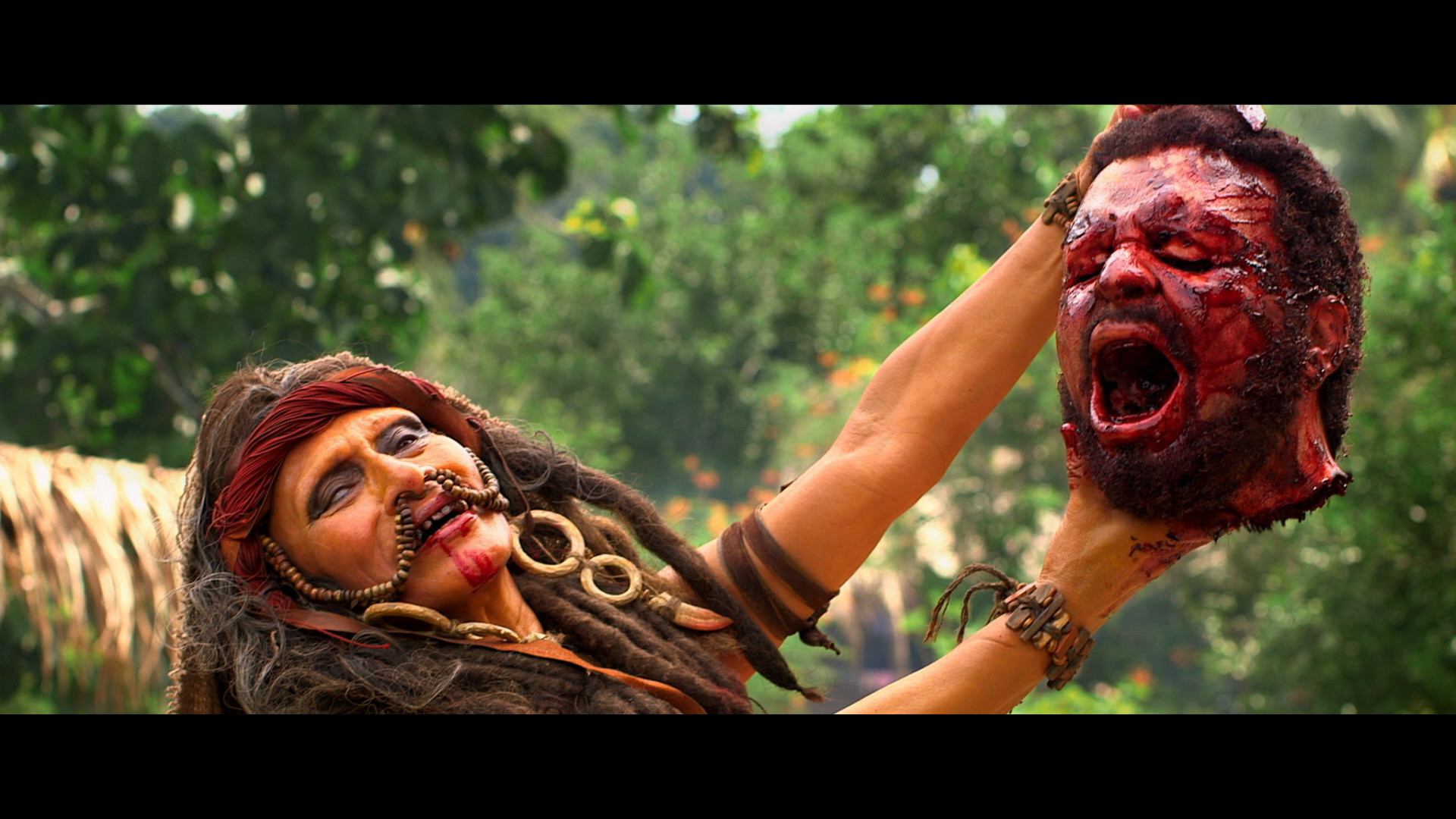 The Green Inferno Blu Ray Review Scream Factory Cultsploitation