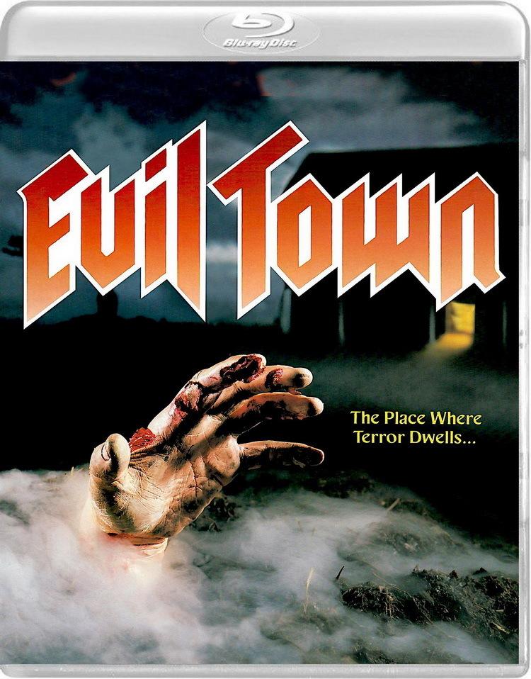 evil town blu-ray
