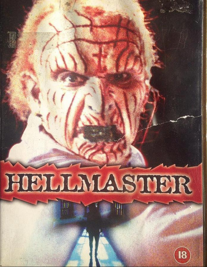 hellmaster poster