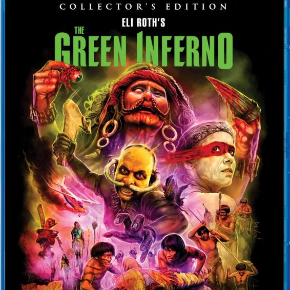 the green inferno blu ray