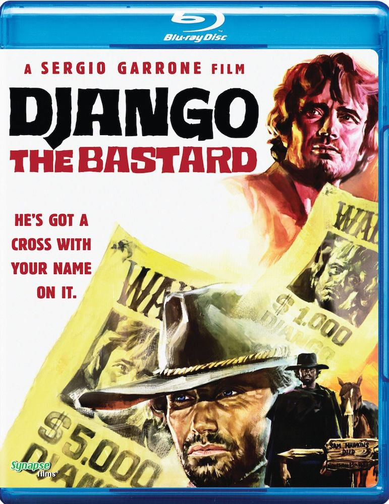 django the bastard blu-ray