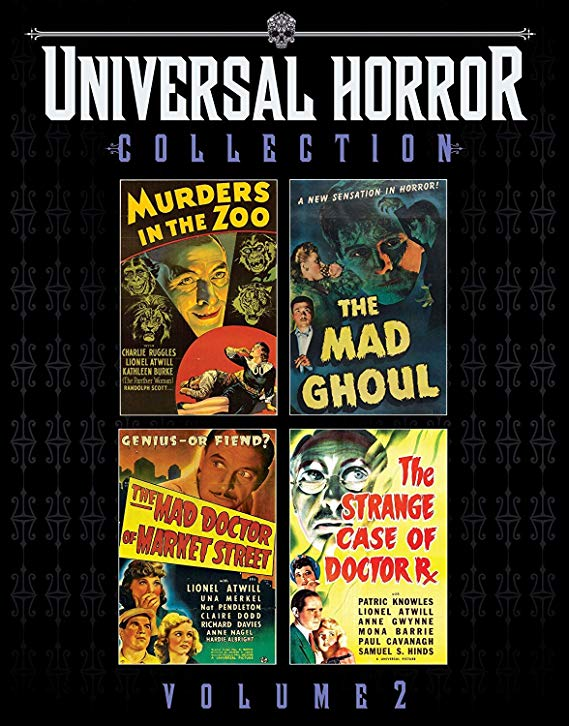 universal horror collection vol 2