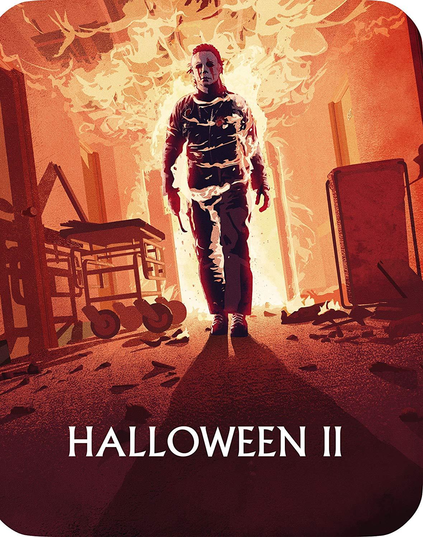 halloween II steelbook