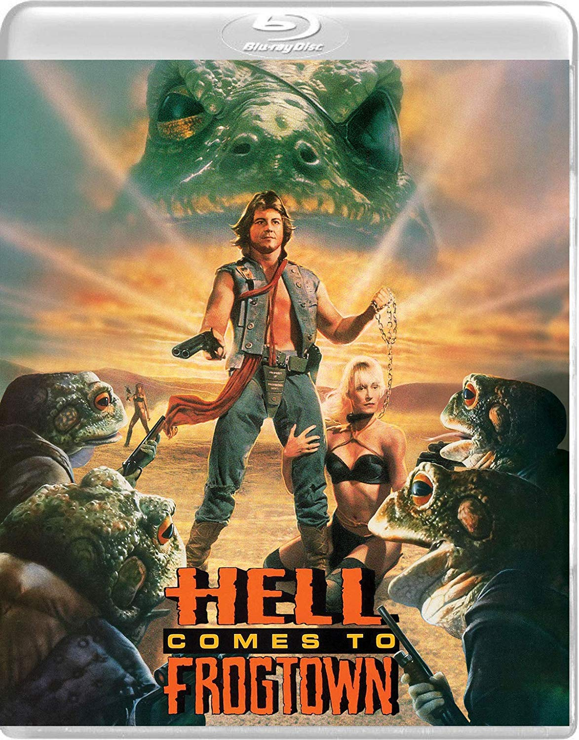 hell comes to frogtown blu-ray