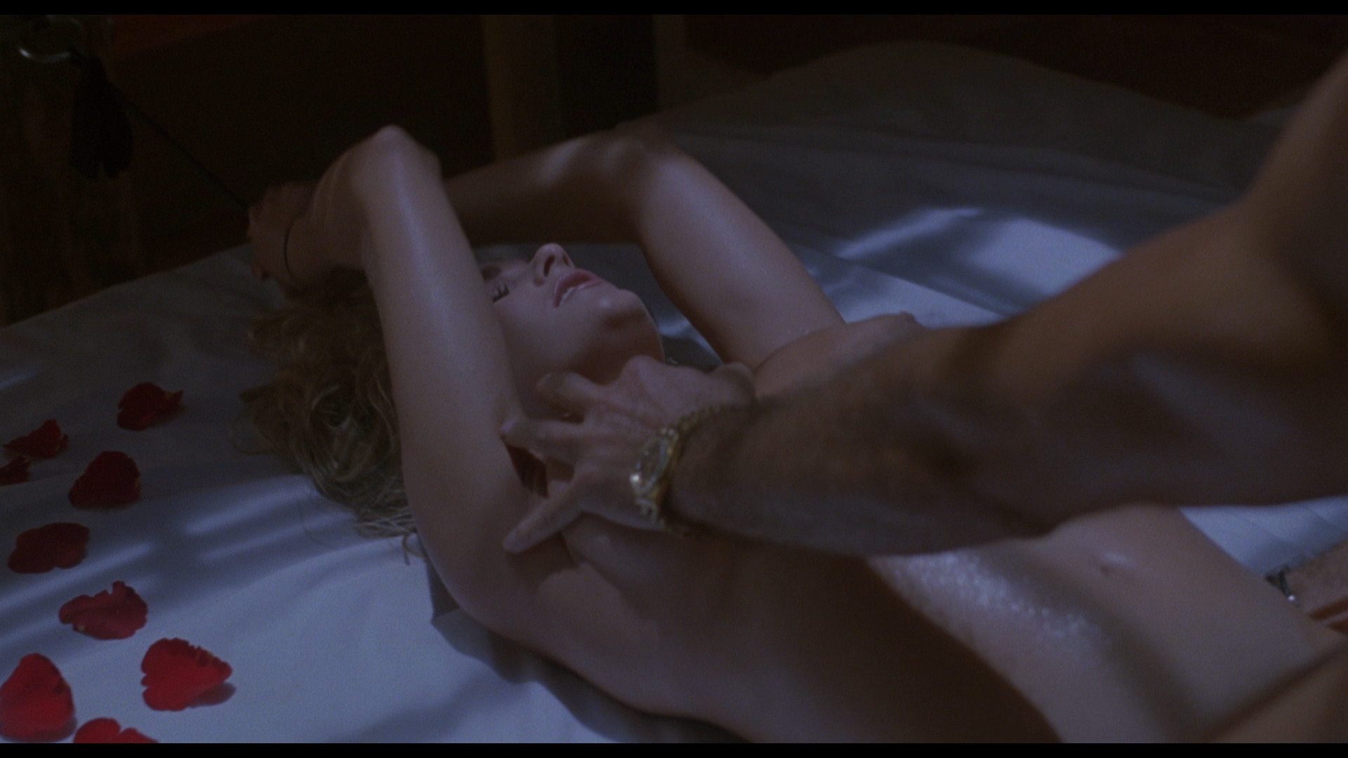 Paula marshall breasts scene in the new age